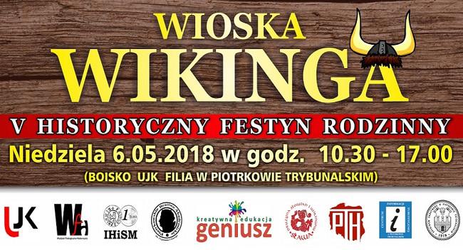 Wioska wikinga